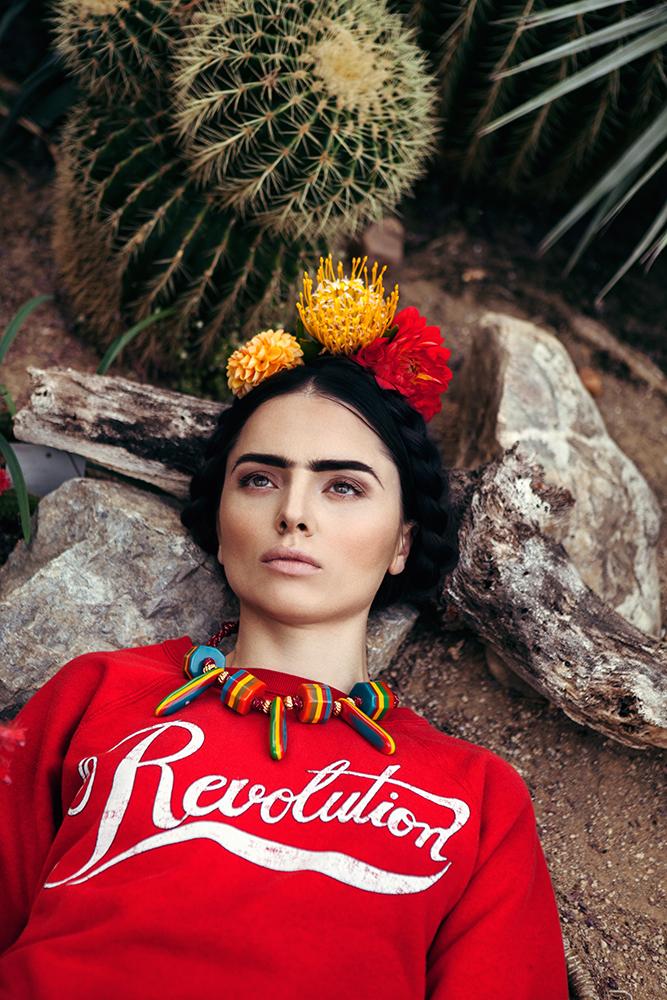 Frida Kahlo ...