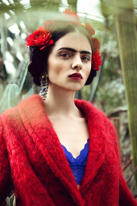 Frida - a story based on the art of Frida Kahlo - Vogue.it