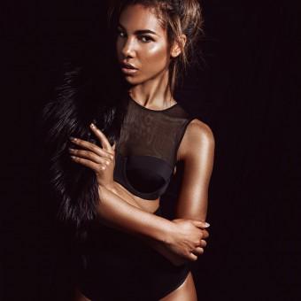 Femme noir
